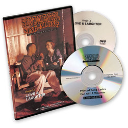 Sentimental SingAlong Collection, Songs of Love & Laughter,