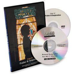Sentimental SingAlong Collection, Songs of Praise & Inspiration
