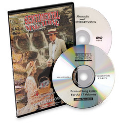 Sentimental SingAlong Collection, Serenades & Sweetheart Songs,