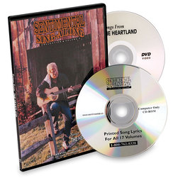 Sentimental SingAlong Collection, Songs from the Heartland,