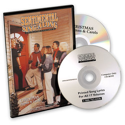 Sentimental SingAlong Collection, Christmas Hymns & Carols,