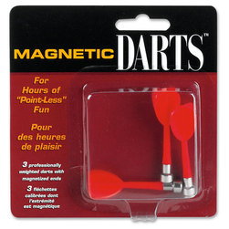 Red Magnetic Darts