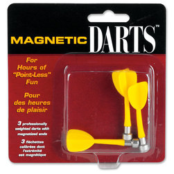 Yellow Magnetic Darts