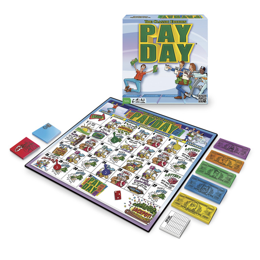 Pay Day® Game 30th Classic Edition