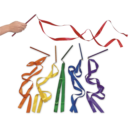 Ribbon Wands - 36 in., Pack of 6