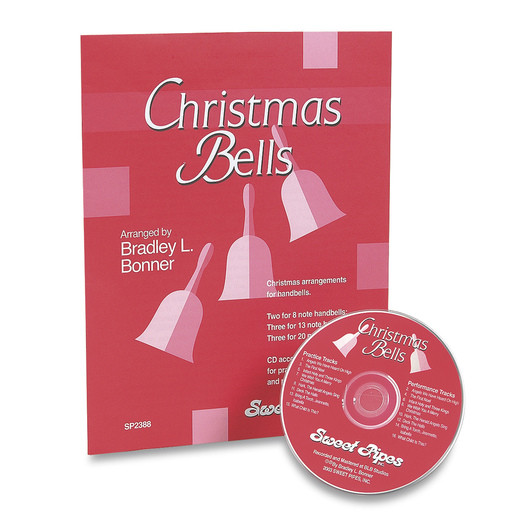 Handbell Song Book & CD Set - Christmas Bells