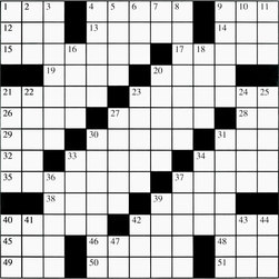 68 Words, 2 ft. x 2 ft. Crossword Puzzle Grid Set of 90