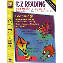 EZ Reading for Older Students