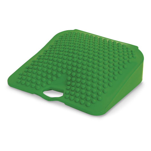 FitBALL® Wedge Cushion - Small 10 in., Green
