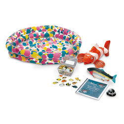 The Giant Fishing Activity Set