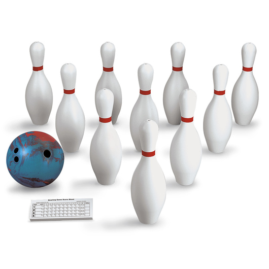 Bowling Set with 2-1/2-lb. Ball