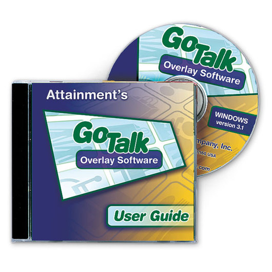 GoTalk® Overlay Software