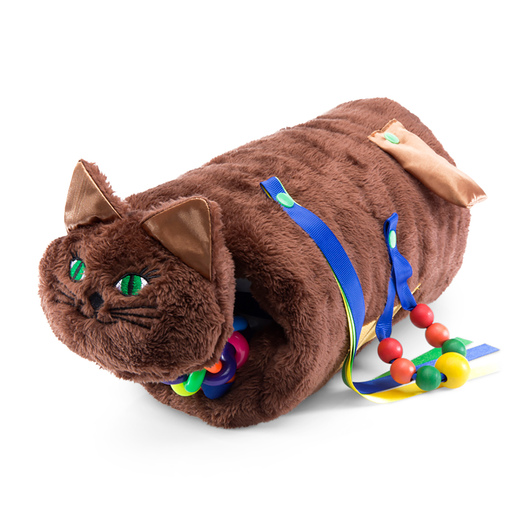 Twiddle® Cat, Brown