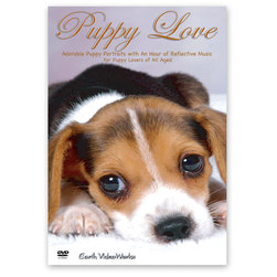 Earth VideoWorks - Puppy Love DVD