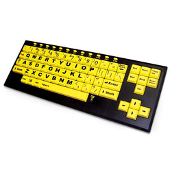 VisionBoard2 Large Key Keyboard