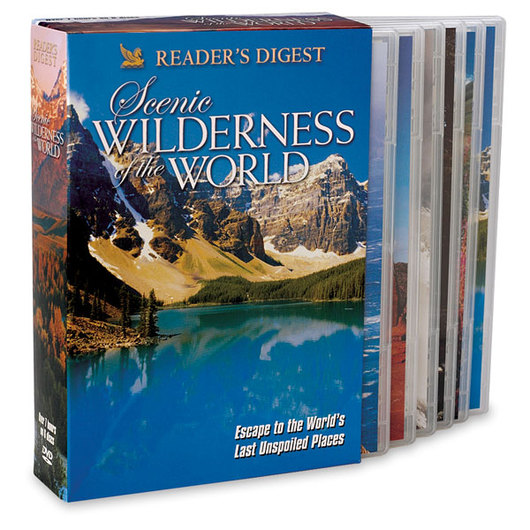 Scenic Wilderness of the World - 6 DVDs