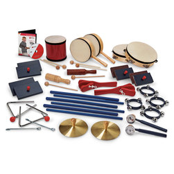 Deluxe 25-Player Rhythm Band Set