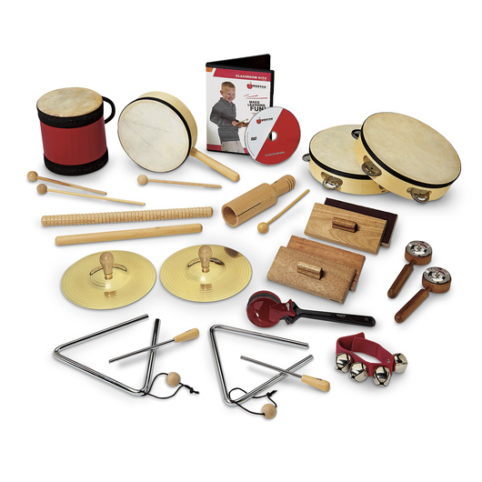 Deluxe 15-Player Rhythm Band Set