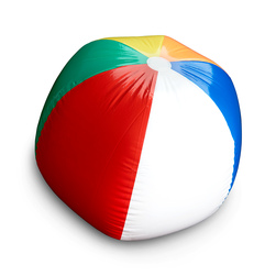 Inflatable Beach Ball - 48 in.