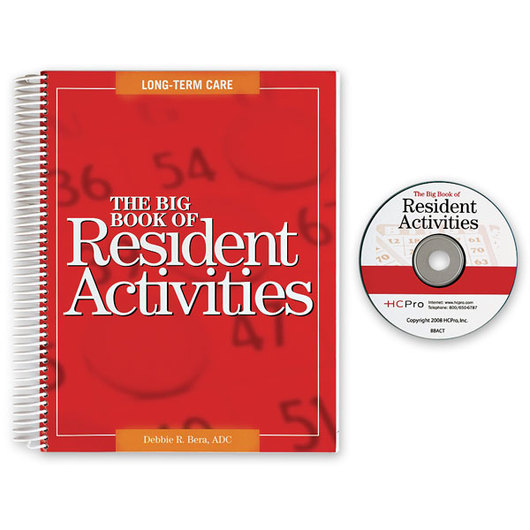 The Big Book of Resident Activities