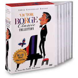 Victor Borge Classic Collection DVD Set
