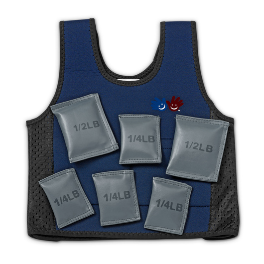 Weighted Compression Vest - X-Small - Blue