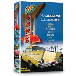 Great Cars: American Classics DVD