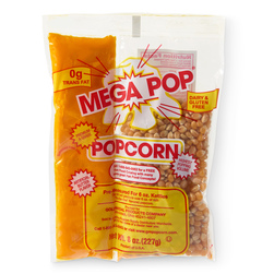 Mega-Pop Corn/Oil/Salt Kits