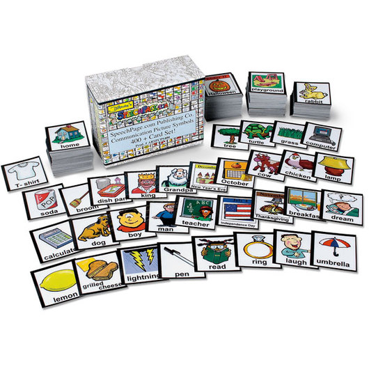 400+ Picture Communication Cards