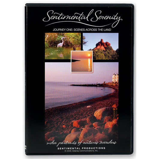 Sentimental Serenity - Journey 1: Scenes Across the Land DVD