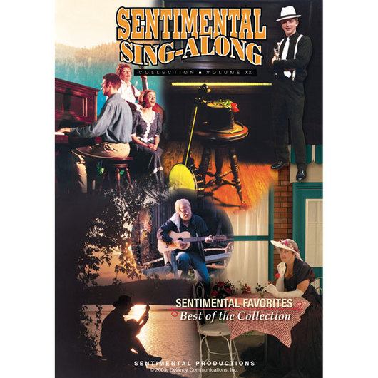 Sentimental Sing-Along Collection: Best of the Collection DVD
