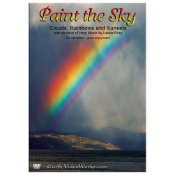 Earth VideoWorks Scenery & Soothing Music - Paint the Sky DVD