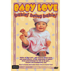 Baby Love: Babies Being Babies DVD