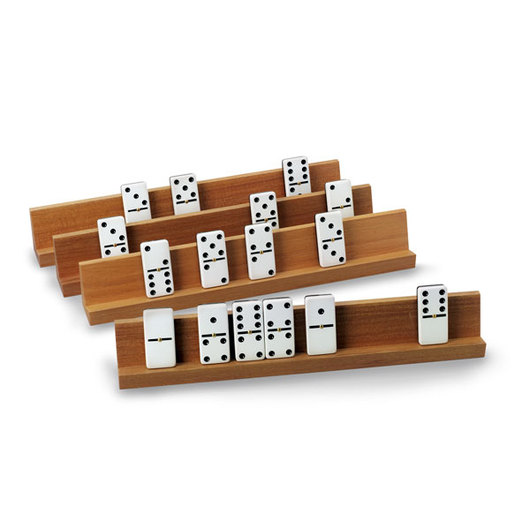 Set of 4 Domino Racks