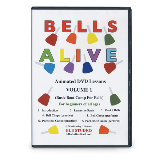 Bells Alive Volume 1 DVD