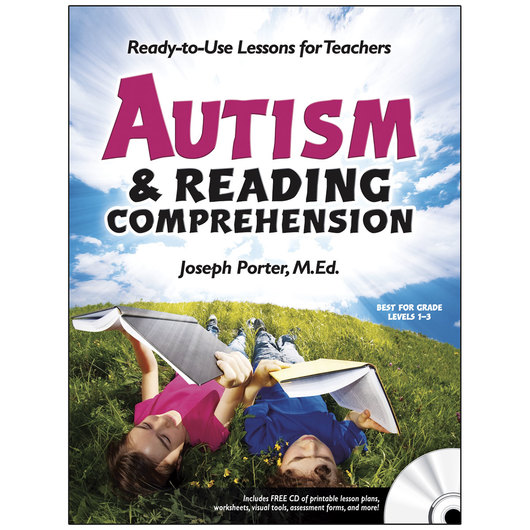 Autism and Reading Comprehension Book & CD