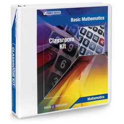 Power Basics: Basic Mathematics Curriculum Classroom Kit
