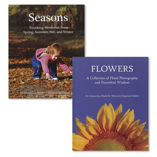 Interactive Memory Books - Conversation Starters, Set 1
