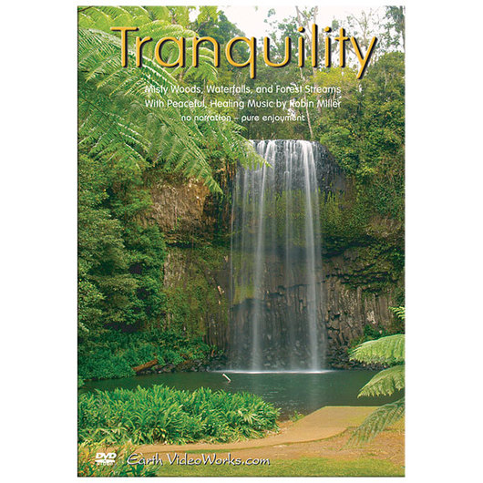 Earth VideoWorks Scenery & Soothing Music - Tranquility DVD