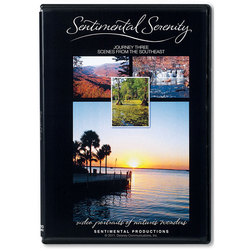 Sentimental Serenity - Journey 3: Scenes from the Southeast DVD