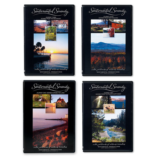 Sentimental Serenity - Set #1