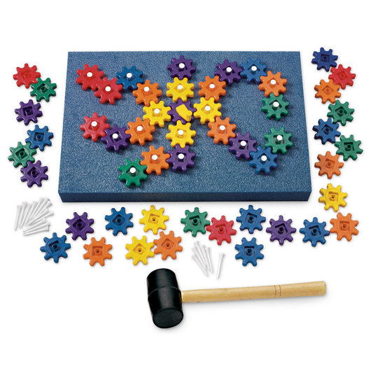 Nasco Gears Pounding Board Set
