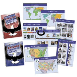 Explore American History Introductory Kit