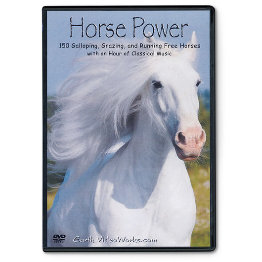 Earth VideoWorks - Horse Power DVD