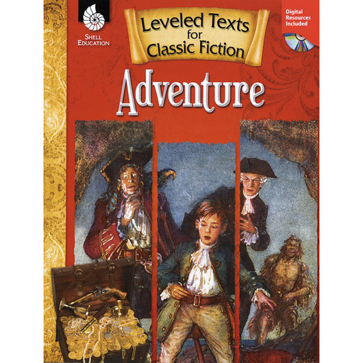 Leveled Texts for Classic Fiction - Adventure