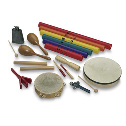 Percussion Set with Boomwhacker