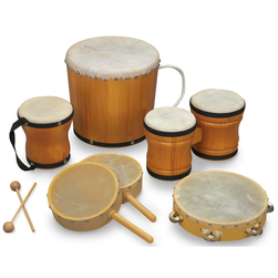 Six-Player Drum Kit