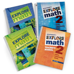 Explore Math Introductory Kit