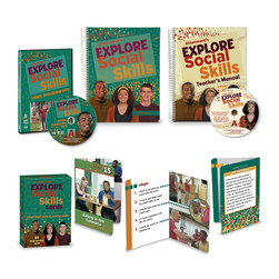 Explore Social Skills Introductory Kit