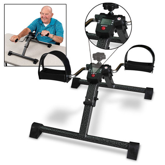 CanDo® Pedal Exerciser with Digital Display